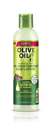 Organic Root Stimulator Olive Oil Incredibly Rich Moisturizing Hair Lotion