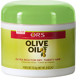 Organic Root Stimulator Olive Oil Créme Hair Dress