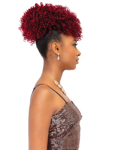 Janet Collection PLAYFUL PINEAPPLE PONY SPIRAL
