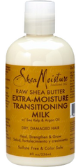 SheaMoisture Raw Shea Butter Extra-Moisture Transitioning Milk