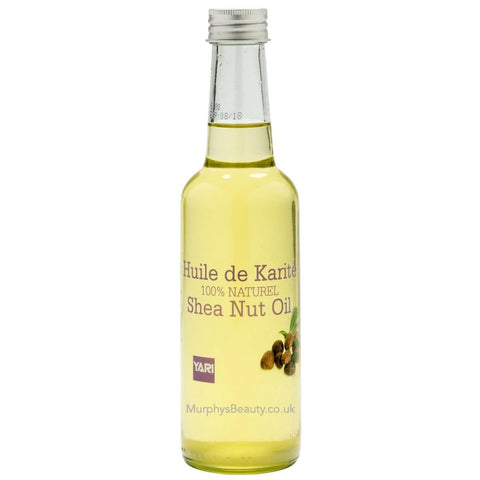 100% Natural Shea Nut Oil 250ml