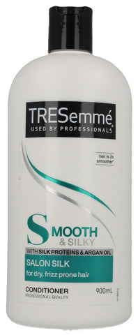 TRESEMME SMOOTH & SILKY CONDITIONER 28oz