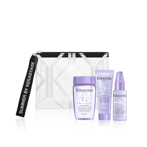 הבלונד המושלם <br> Summer Kit BLOND ABSOLU | Summer Kit BLOND ABSOLU