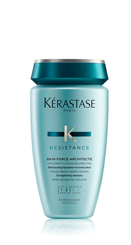 250ml אמבט חפיפה (שמפו) לשיער פגום <br> BAIN FORCE ARCHITECTE | BAIN FORCE ARCHITECTE