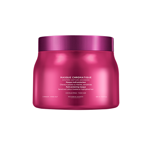 500 ML מסכה כרומטיק לשיער עבה <br> MASQUE CHROMATIQUE- THICK HAIR REFLECTION | MASQUE CHROMATIQUE- THICK HAIR 500ML