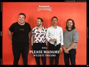 Livesession #002 – Please Madame