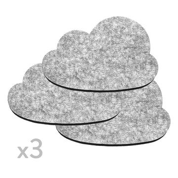 Cloud Board Bundle of 3