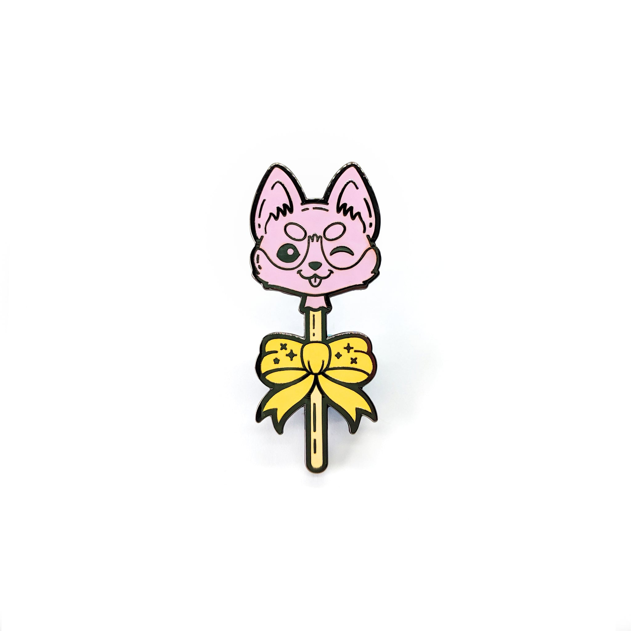 Husky Lollipup Pin