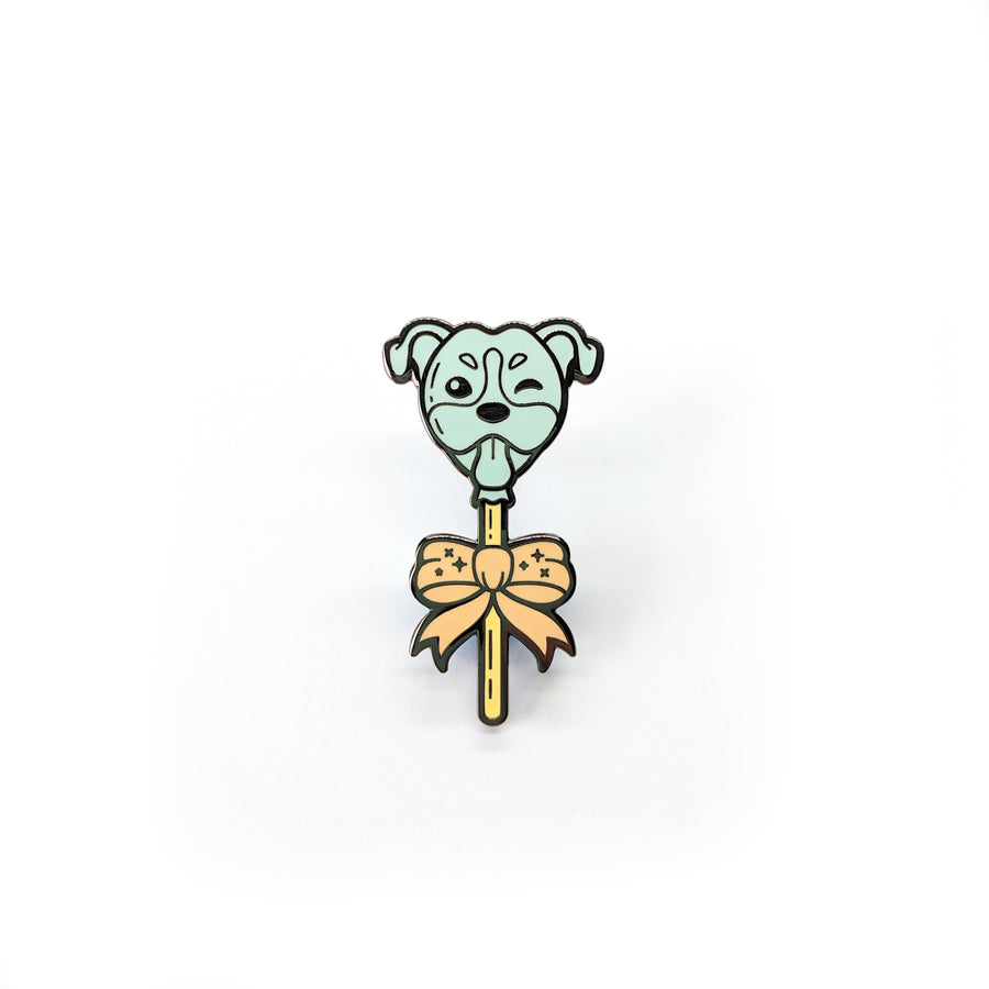 Pibble Lollipup Pin