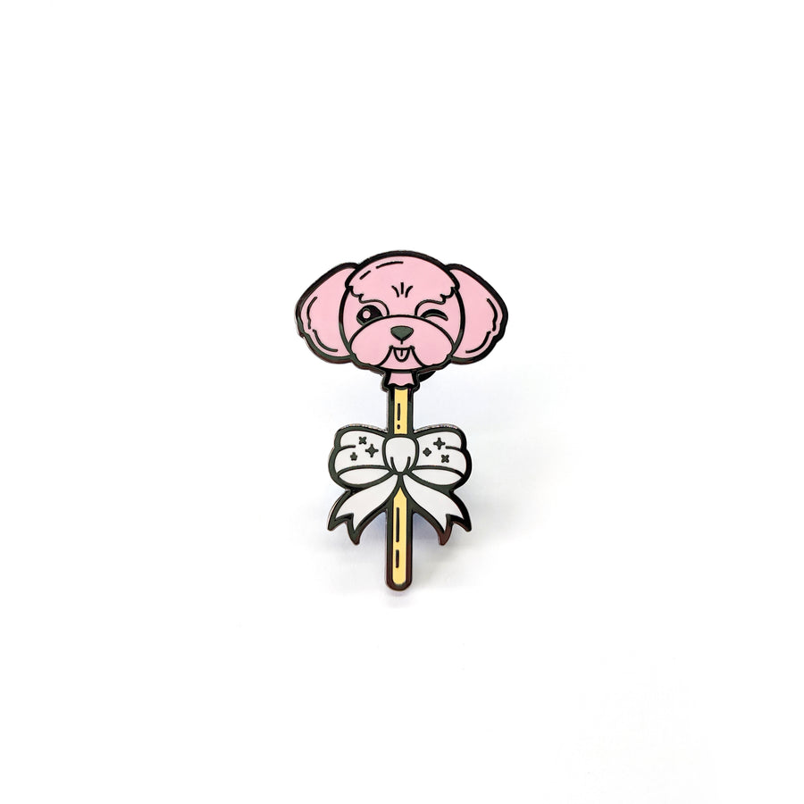Shih Tzu Lollipup Pin
