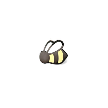 Black Bee Pin