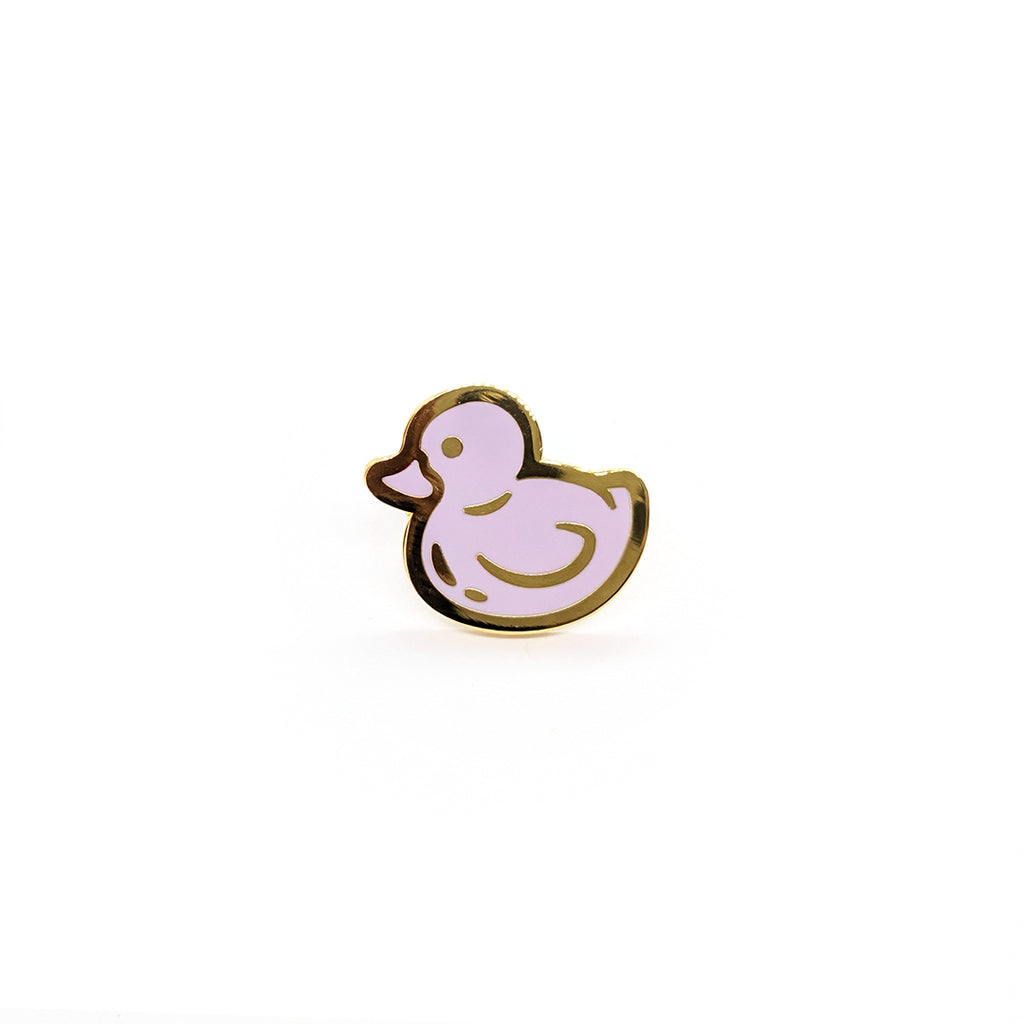 Purple Ducky Pin