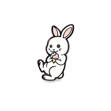 Snowshoe Hare Pin