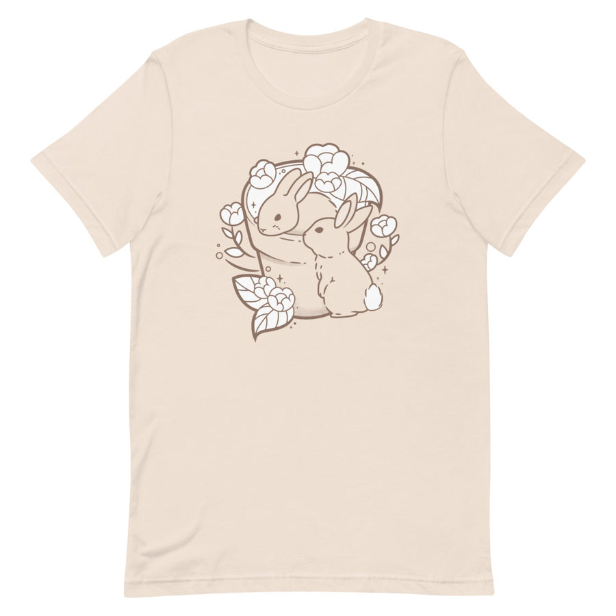 Flower Bunnies T-Shirt