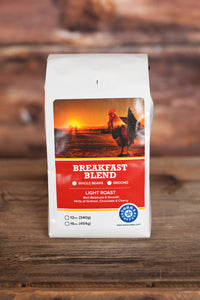 Breakfast Blend (Award Winner!)