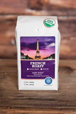 Organic French Roast (Award Winner!)