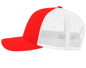 Adjustable Trucker Mesh Cap