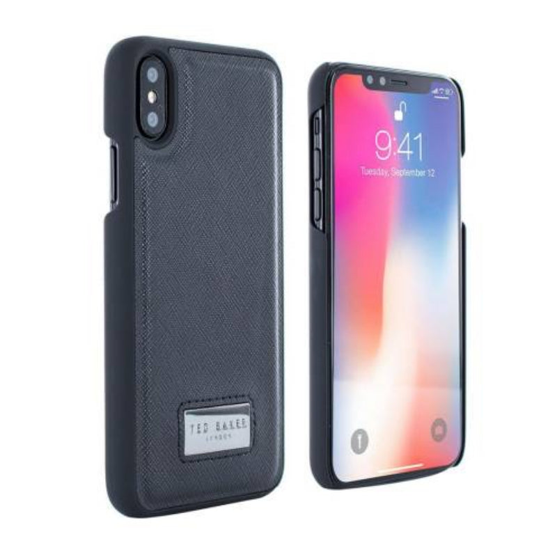 finest selection c249a dddd3 TED BAKER Black Franky iPhone X Case