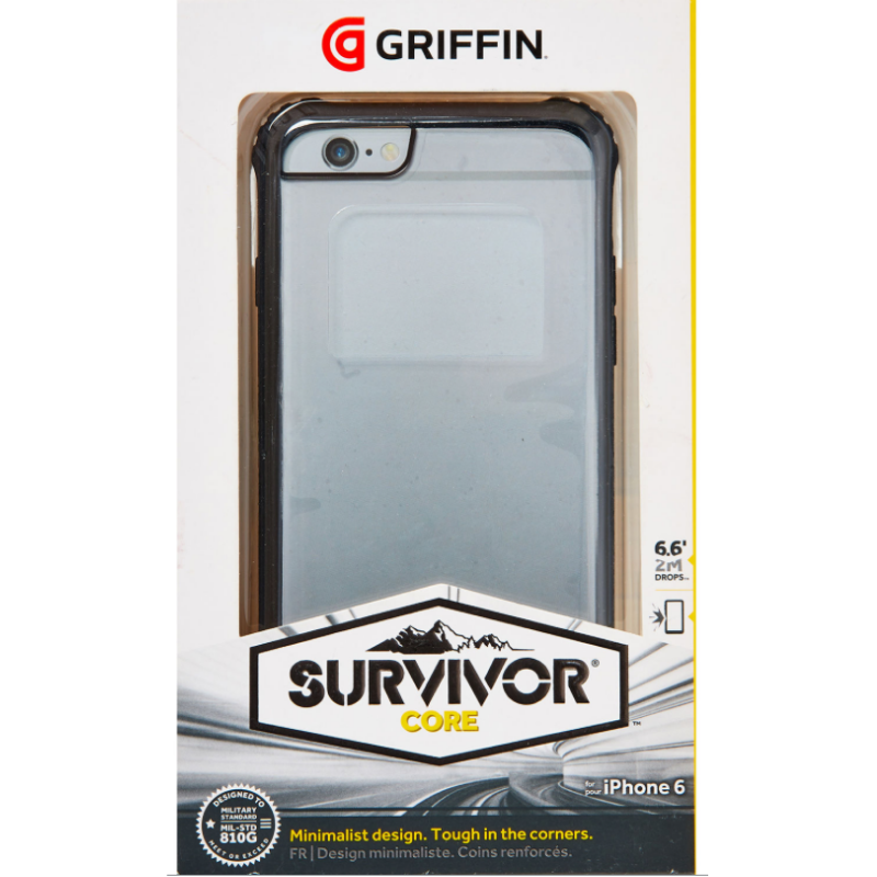 finest selection dbe9a 0fad5 GRIFFIN - iPhone 6 Case