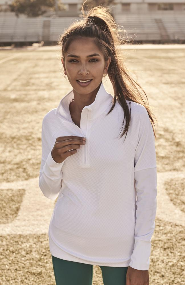 Lorna Jane - Perform Activewear Zip Up - 35 Strong