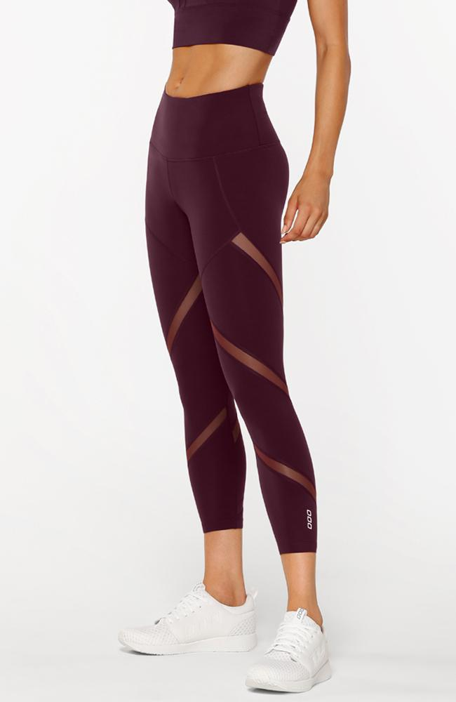 Lorna Jane - Agility Core Tights Pinot - 35 Strong