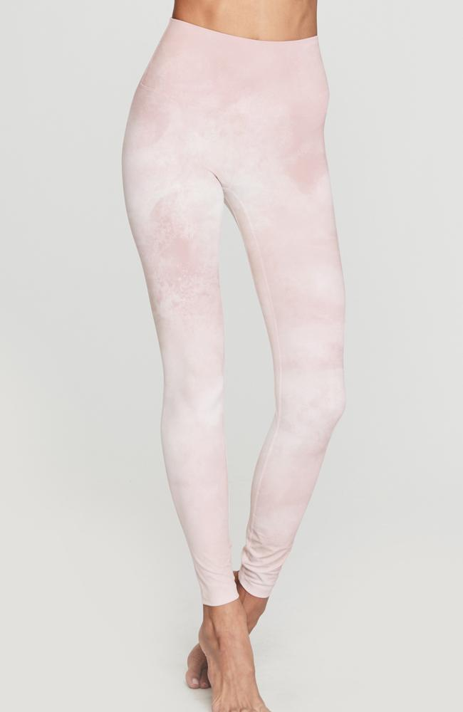 Spiritual Gangster- Pink Cloud Leggings - 35 Strong