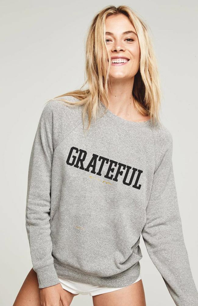Spiritual Gangster - Grateful Old School Pullover - 35 Strong