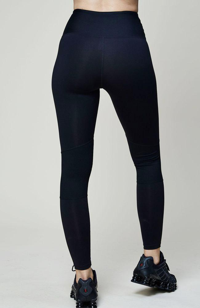 Year of Ours - Jab and Hook Ribbed Leggings - 35 Strong