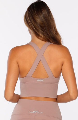 Lorna Jane - Kimmy Sports Bra - 35 Strong