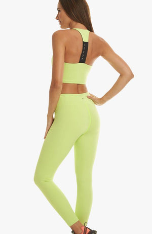 Koral - Drive High Rise Blackout Citrina Leggings - 35 Strong