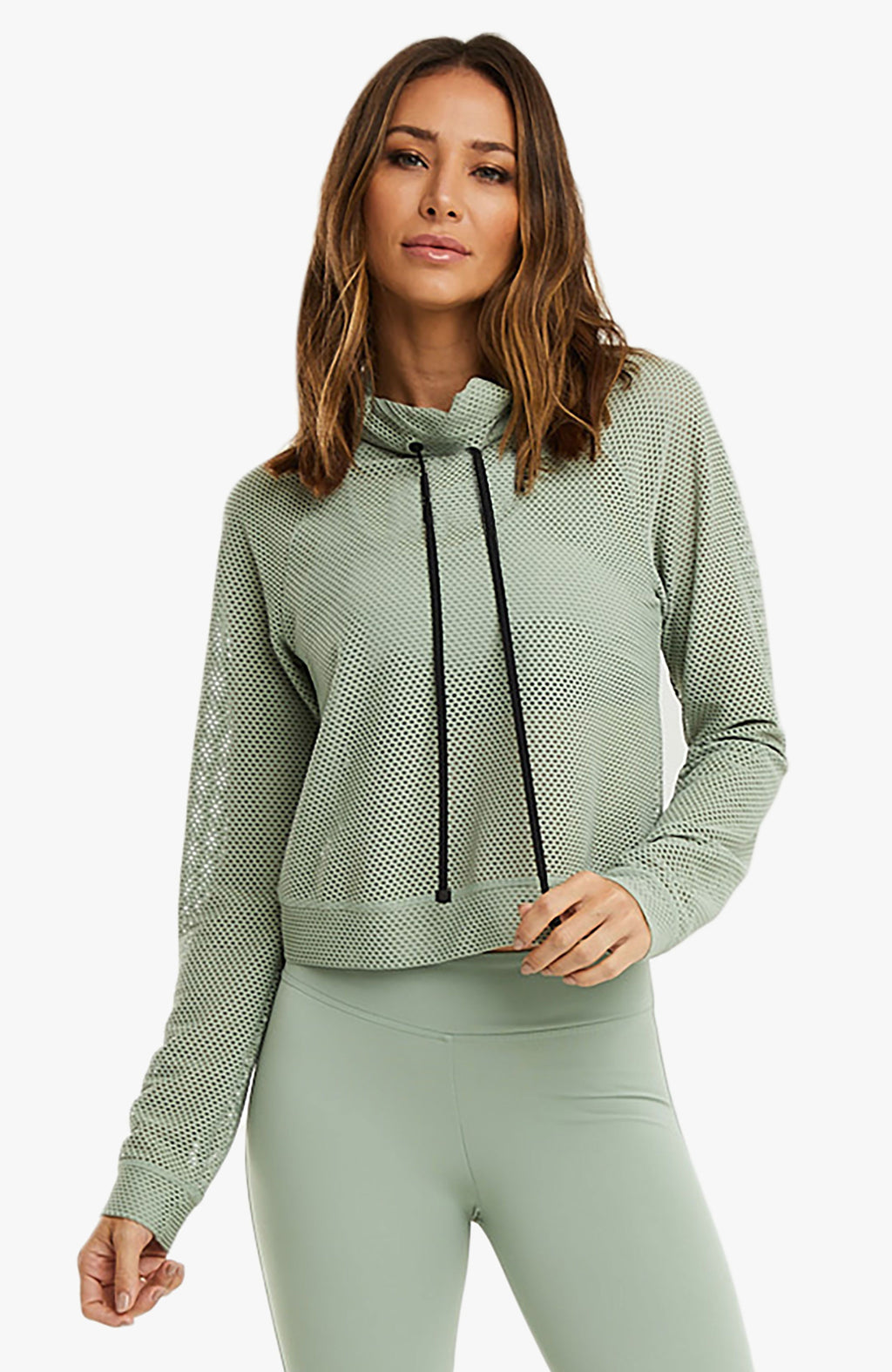 Koral - Pump Open Mesh Pullover - 35 Strong
