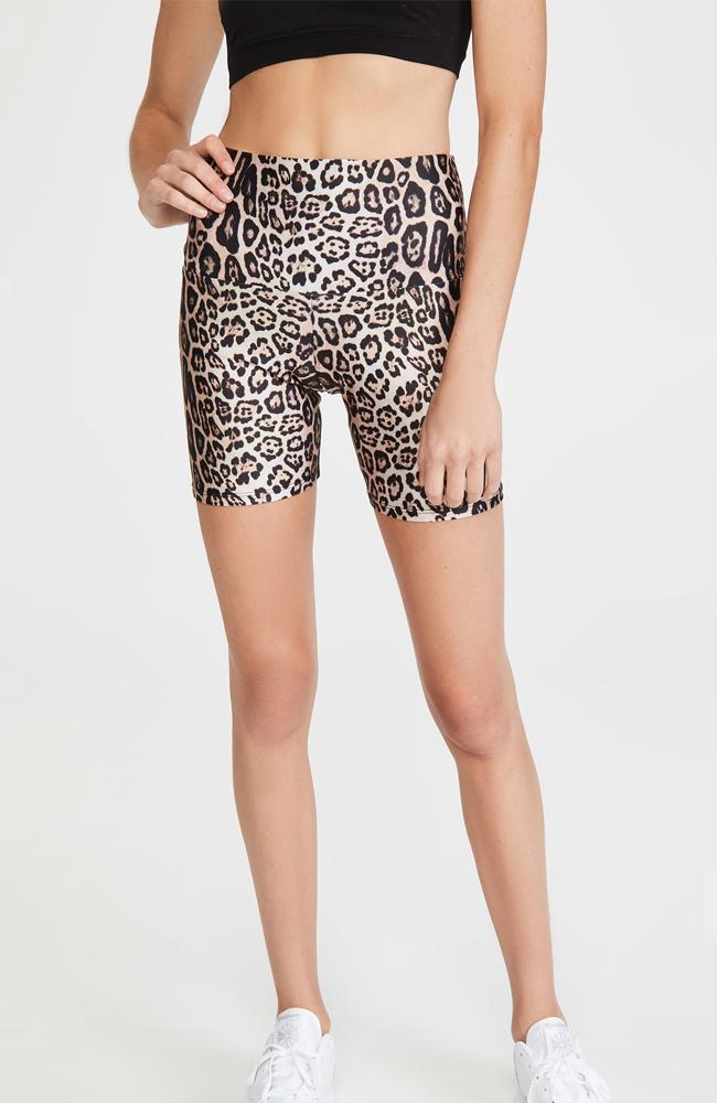 Onzie - Leopard Bike Shorts - 35 Strong