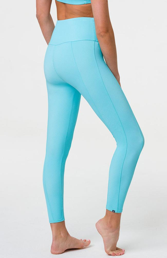 Onzie - Sweetheart Ribbed Leggings - 35 Strong