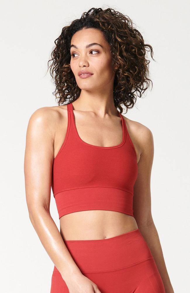 Nux Active - Shapeshifter Crop - 35 Strong