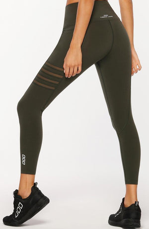 Lorna Jane - Swift Core Ankle Tights - 35 Strong