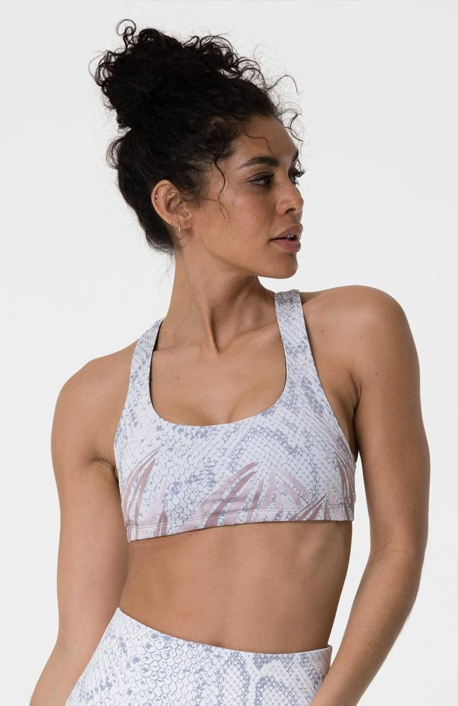 Onzie - Graphic Mudra Sports Bra - 35 Strong