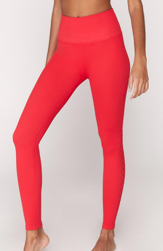 Spiritual Gangster- Self Love Leggings Strawberry - 35 Strong