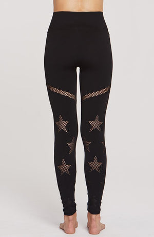 Star Mesh Legging - 35 STRONG