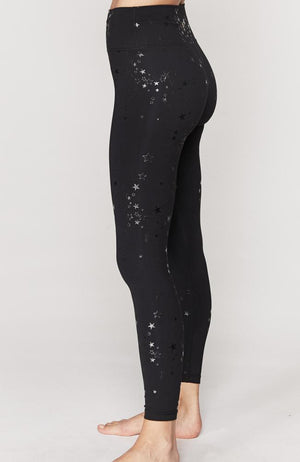 Spiritual Gangster- Star Perfect Leggings - 35 Strong
