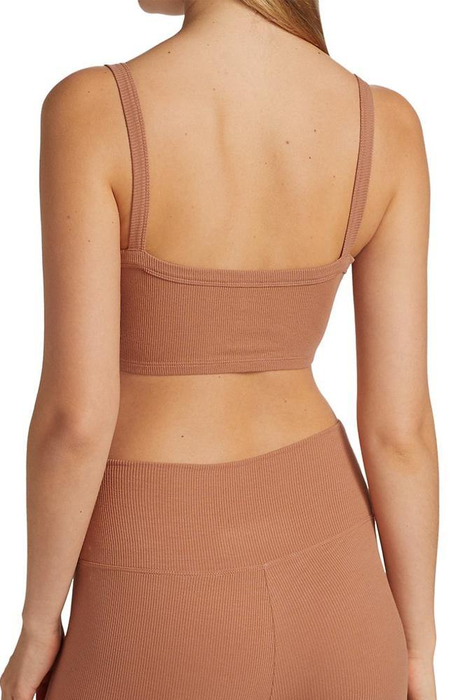 Year of Ours - Mocha Sleep Bralette - 35 Strong