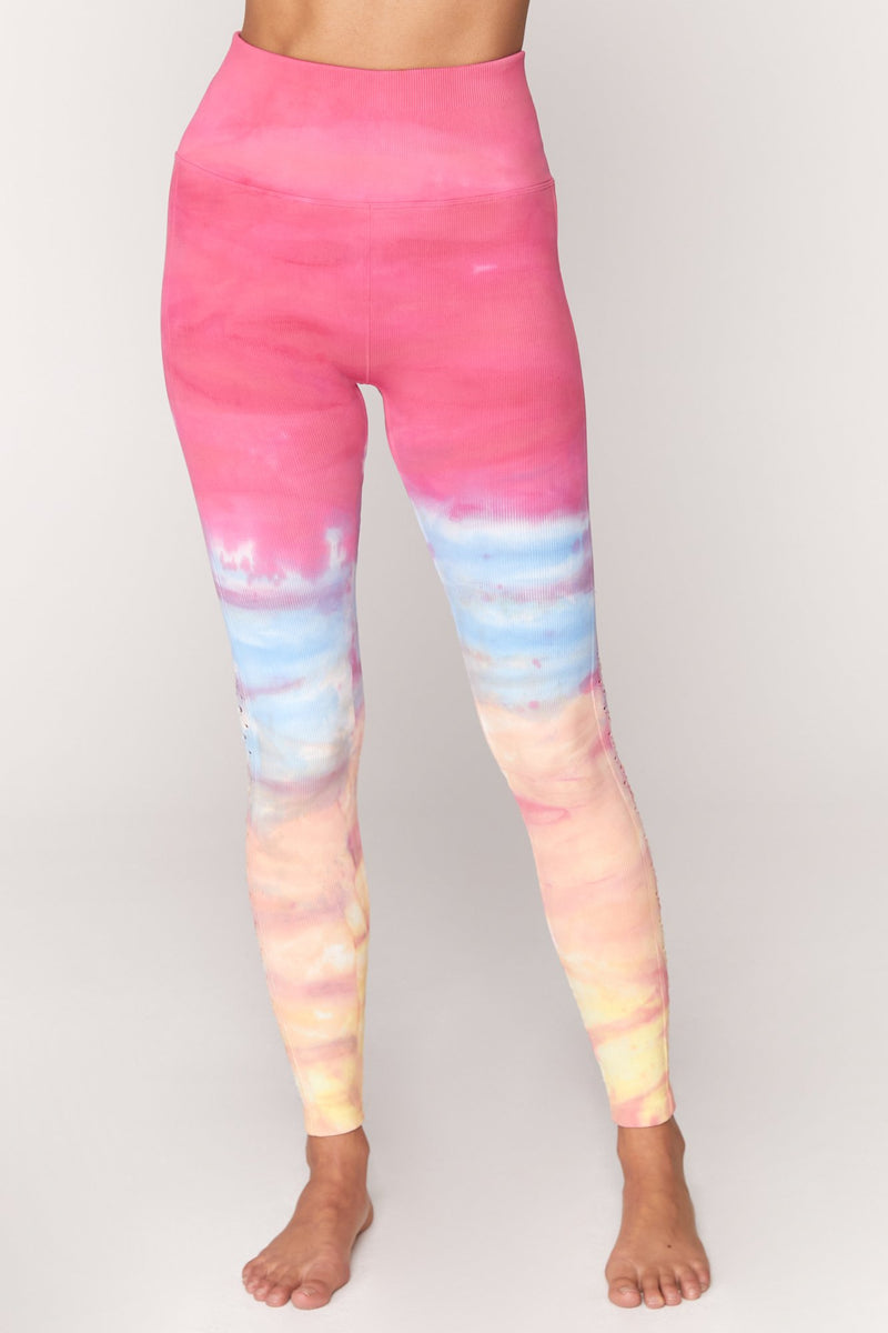 Spiritual Gangster- Self Love Leggings - 35 Strong