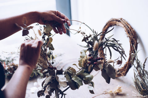 Botany - Wreath Making Workshop