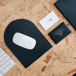 Mouse Mat in Black