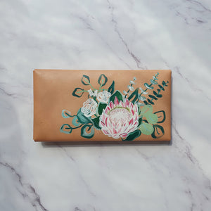 Bee Davies x MW Makes - Wide Envelope Clutch