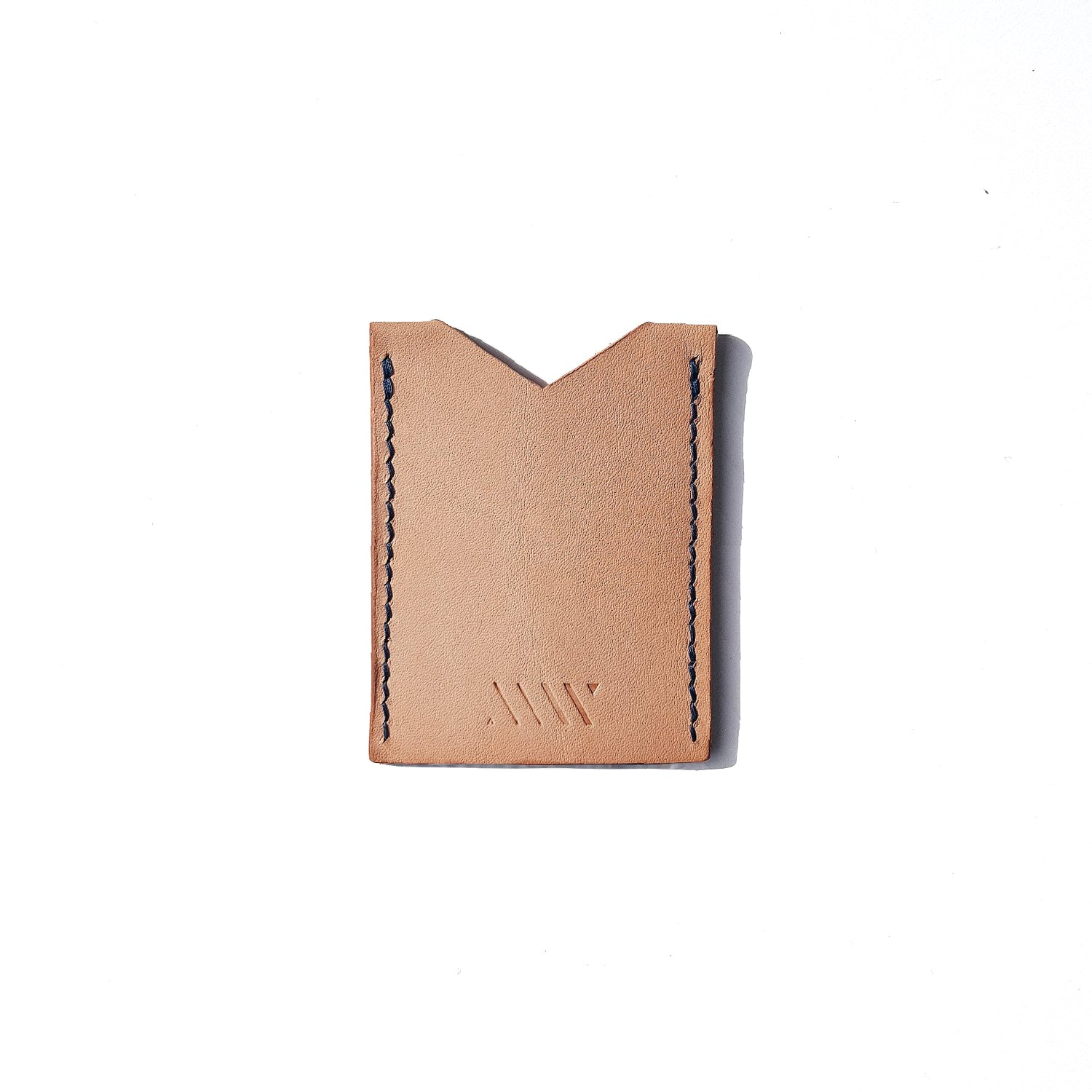 Slim Cardholder in Natural