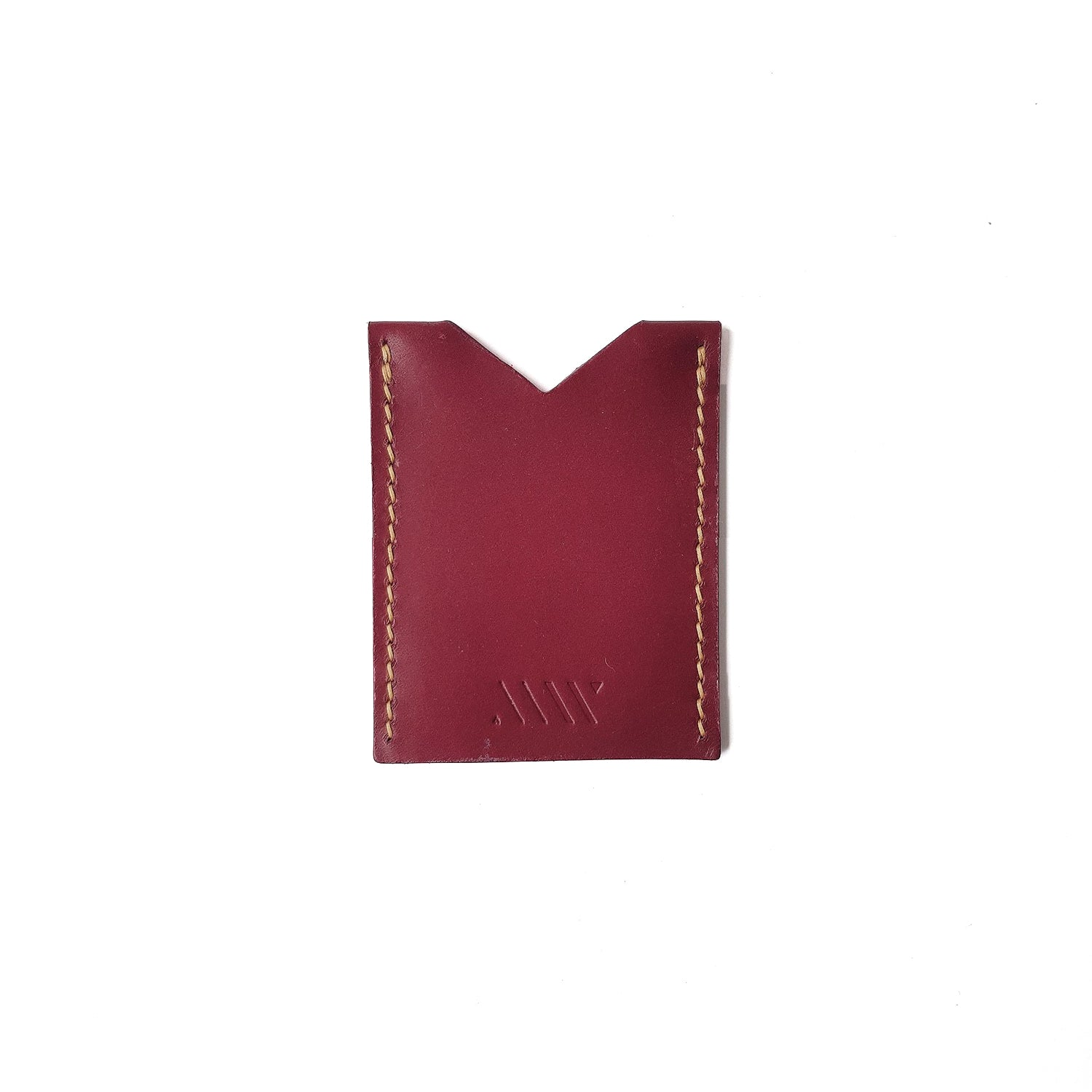 Slim Cardholder in Wine
