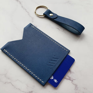 Slim Cardholder in Ocean