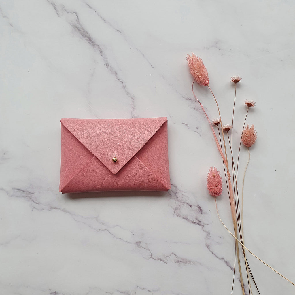 Mini Envelope in Blush