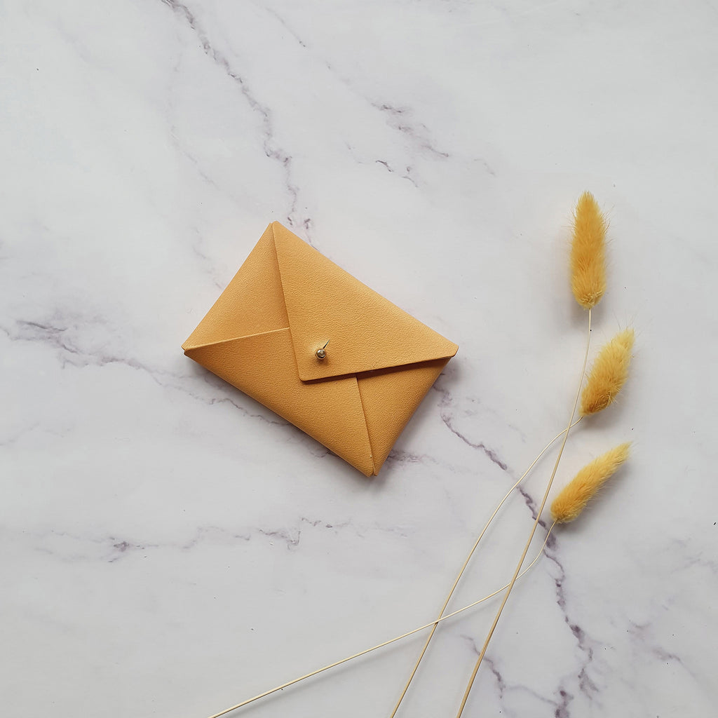 Mini Envelope in Daffodil