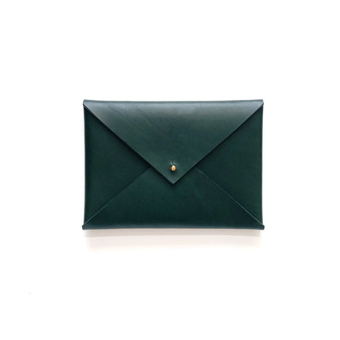 Small Envelope Clutch in Forest